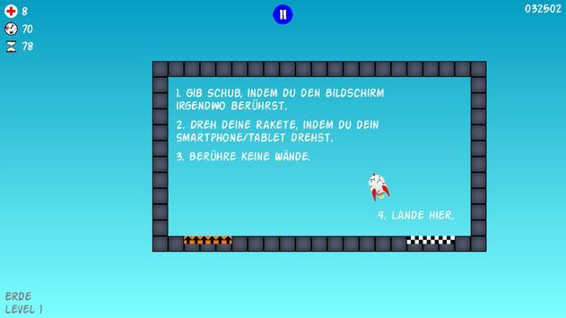 Rocket Game 2000 screenshot 1