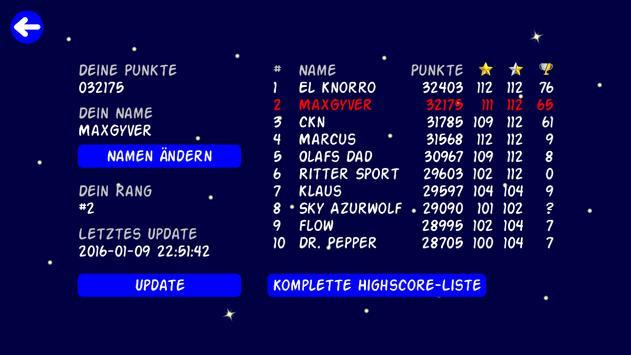 Rocket Game 2000 screenshot 4