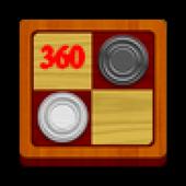 Checkers 360 icon