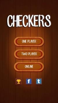 Checkers 360 poster
