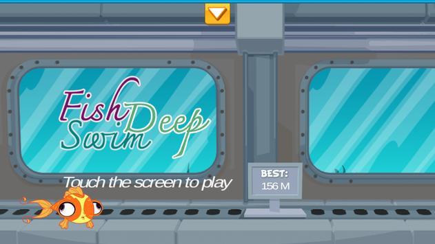 Fish Swim Deep apk screenshot
