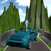 Car Parking Simulator 3D icon