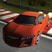 Racing Car Speed 3D icon