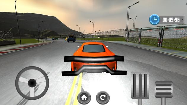 Racing Car Speed 3D screenshot 2