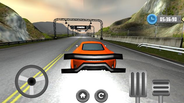 Racing Car Speed 3D screenshot 7