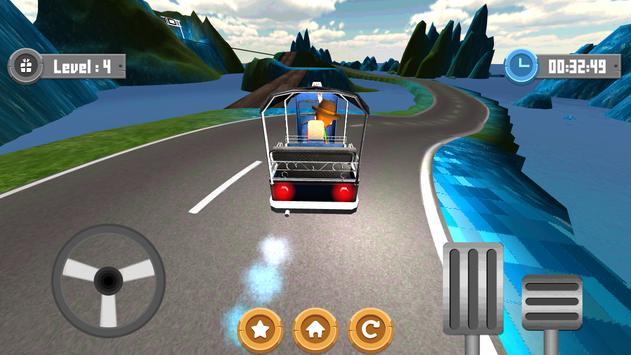 Tuk Tuk Racing screenshot 10