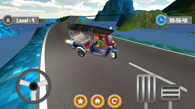 Tuk Tuk Racing screenshot 13