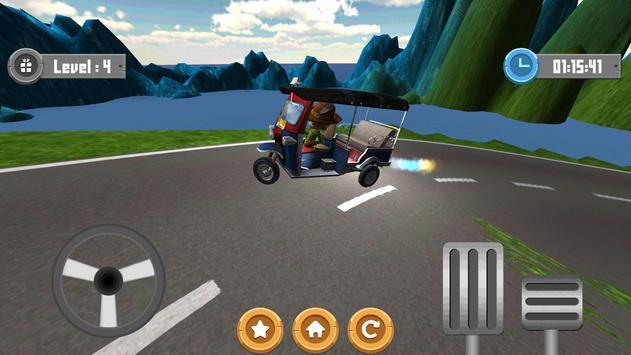 Tuk Tuk Racing screenshot 14