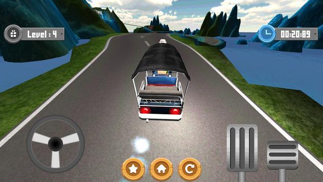 Tuk Tuk Racing screenshot 17