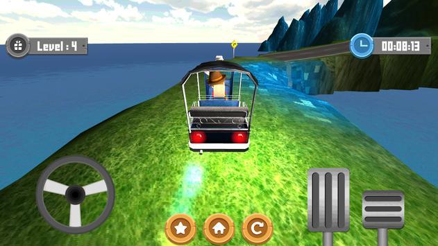Tuk Tuk Racing screenshot 8