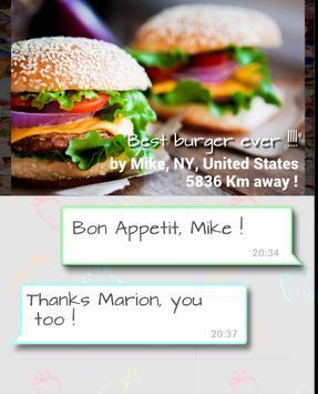 Bon Appetit ! apk screenshot
