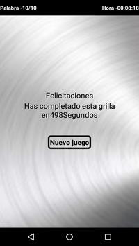 Word Search Spanish screenshot 3