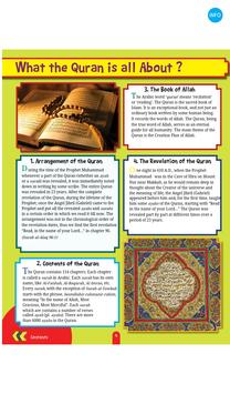 AWESOME QURAN FACTS apk screenshot