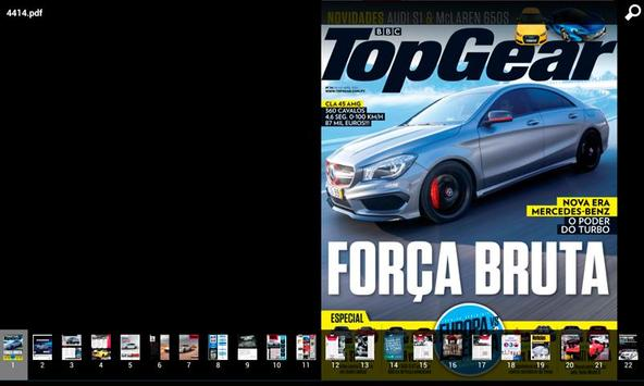 TopGear Portugal apk screenshot