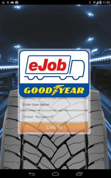 Goodyear eJob apk screenshot