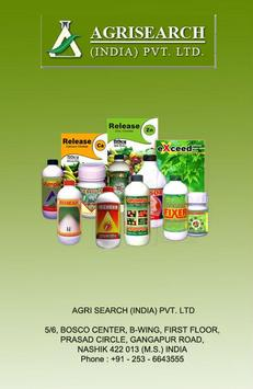 Agri Search India pvt. ltd. poster