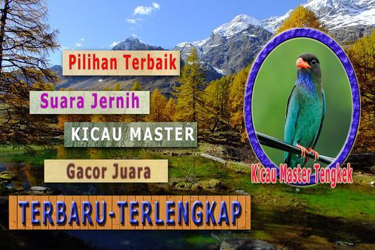 Master Kicau Tengkek Buto Terbaru poster
