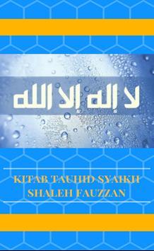 Kitab Tauhid Shalih Fauzan poster
