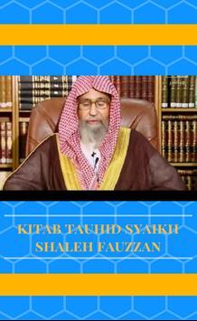 Kitab Tauhid Shalih Fauzan apk screenshot