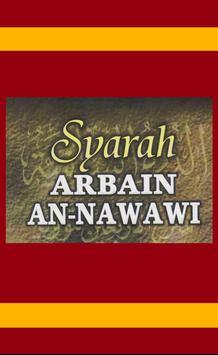 Syarah 40 Hadits Arbain Nawawi poster