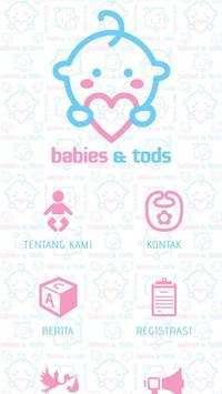 Babies & Tods poster