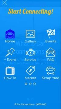 Car Connections screenshot 1