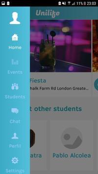 Unilife screenshot 1