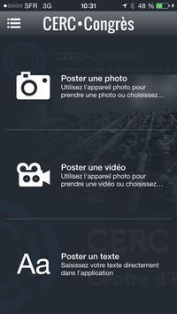 CERC•CONGRES screenshot 1