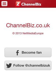 ChannelBiz.co.uk apk screenshot