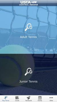 CITA Tennis poster