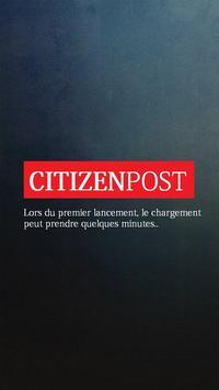 CitizenPost poster