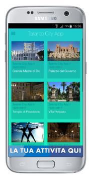 Taranto City App PRO screenshot 1