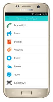 Taranto City App PRO screenshot 3