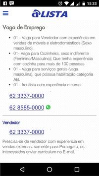 A Lista CRVerde screenshot 4