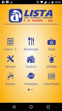 A Lista CRVerde poster