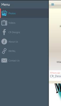 CR Designz apk screenshot