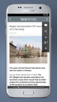 Taxi Times- Taxi News screenshot 2