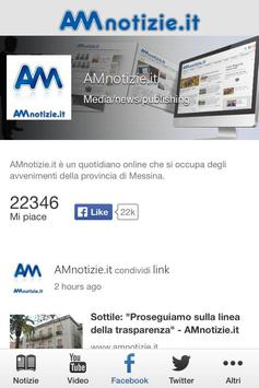 AMnotizie.it screenshot 4