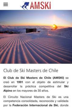 Amski Chile apk screenshot