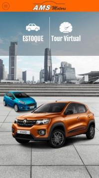 AMS Motors poster