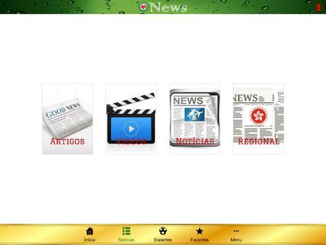 Alan Castro News apk screenshot