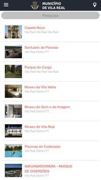 Município de Vila Real screenshot 1