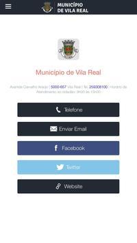 Município de Vila Real screenshot 4