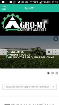 Agro-MT - Suporte Agrícola apk screenshot