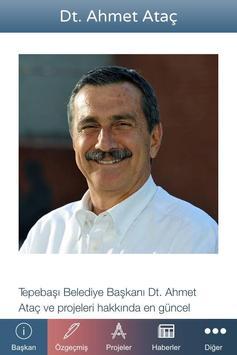 Ahmet Ataç poster
