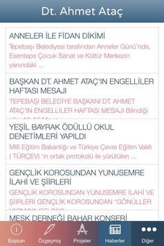 Ahmet Ataç apk screenshot