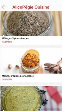 AlicePegie Cuisine apk screenshot
