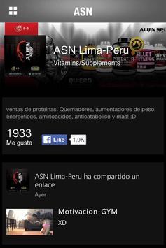 ASN apk screenshot