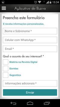 Aplicativo do Bairro apk screenshot