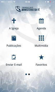 Ministério da Fé apk screenshot